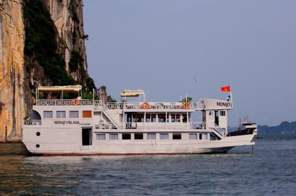 Cruise & Monkey Island
