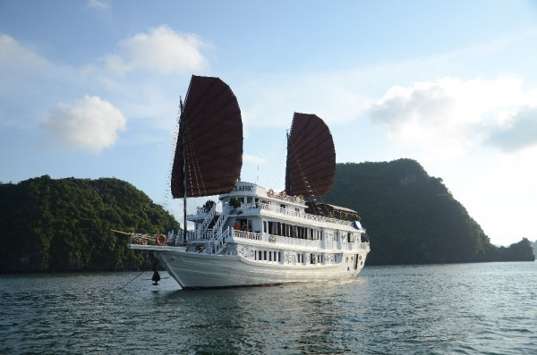 V'Spirit Halong Cruise