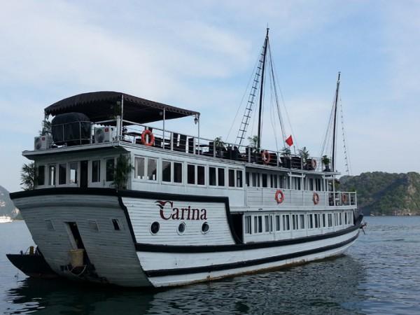 Carina cruise