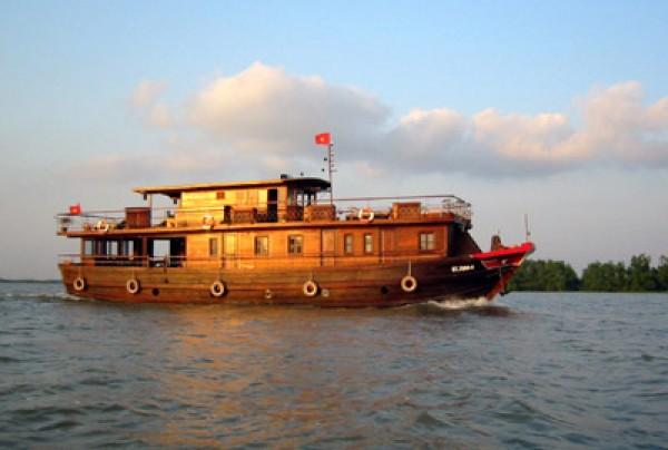 Mekong Bassac Cruise