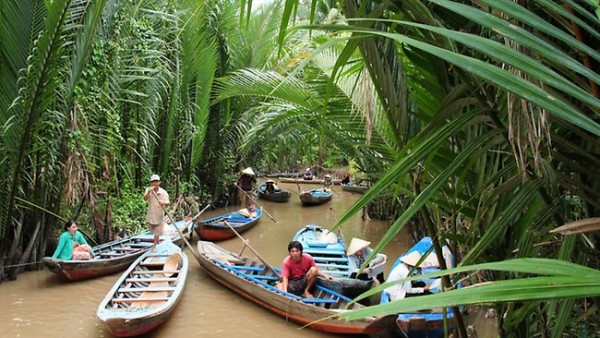 Mekong - Chau Doc & boat to Phnom Penh 3 days 2 nights
