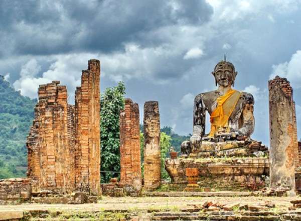 North Laos 4 day-3night tour