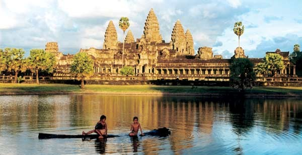 Phnompenh - Siemreap 4 days 3 nights