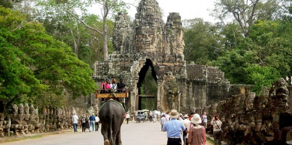 Phnom Penh - Siemreap 6 days 5 nights