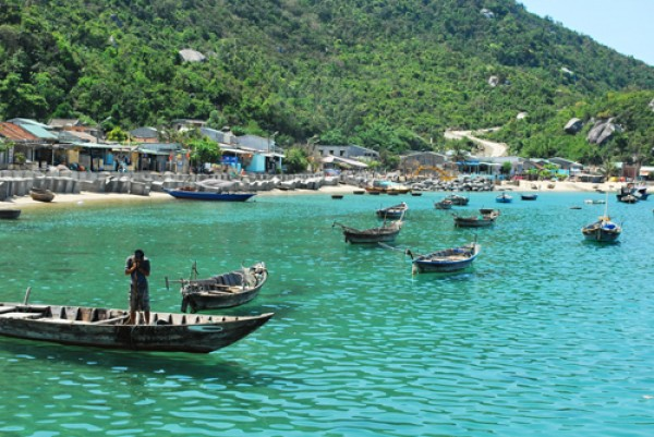 Cham Island full day