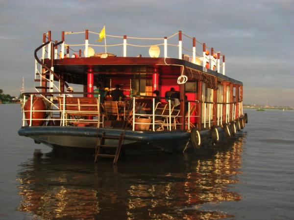 Mekong Tcharokaa cruise