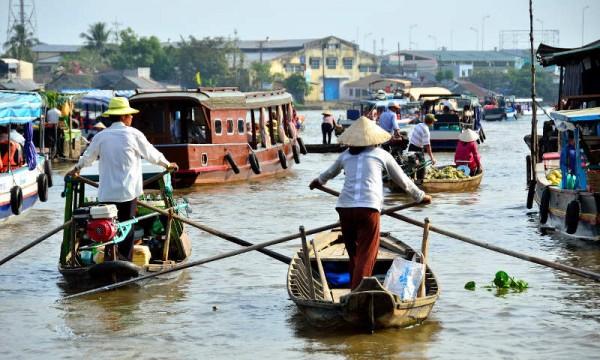 Vietnam highlight & typical tour 11D10N