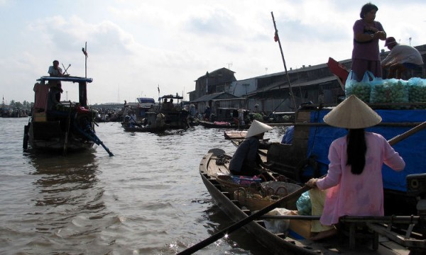 HCMC – Cuchi – Mekong – fast boat to Cambodia 5D4N