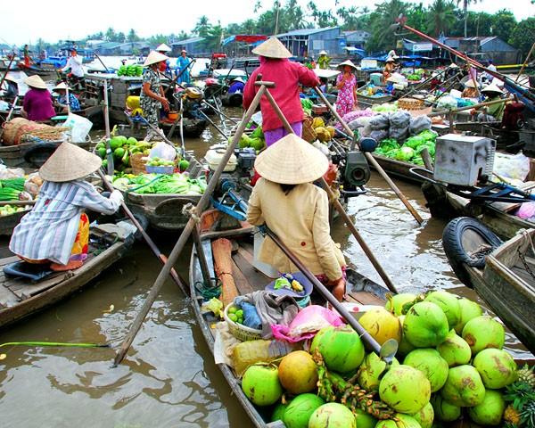 Saigon  -  Cu Chi – Mekong delta – 5D4N tour